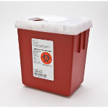 Phlebotomy Sharps Containers 2.2 QT