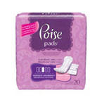 Poise Moderate Pads