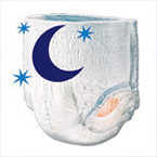 TRANQUILITY® Premium OverNight™ Disposable Underwear Medium