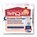 TRANQUILITY® Premium OverNight™ Disposable Underwear-XXLPlus