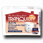 TRANQUILITY® ATN Disposable Brief - XL