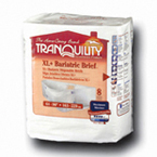 TRANQUILITY® XL+ Bariatric Disposable Brief