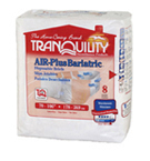 TRANQUILITY® AIR-Plus™ Bariatric Disposable Brief