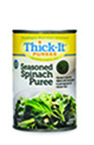 Thick It Puree Seasoned Spinach