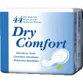 DRY COMFORT DAY MODERATE ABSORBENCY PAD