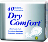 DRY COMFORT DAY HEAVY  ABSORBENT PAD
