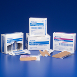 Curity Adhesive Bandages 3/4x3