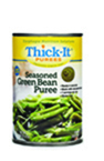 SEASONED GREEN BEAN PUREE