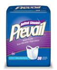 PREVAIL BELTED UNDERGARMENT EXTRA ABSORBENCY