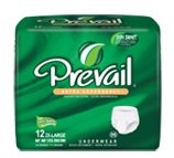 PREVAIL XXLARGE PROTECTIVE UNDERWEAR