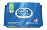 PREVAIL ADULT WASHCLOTHS SOFT PAK
