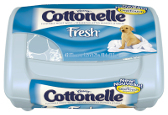 COTTENELLE FLUSHABLE WIPES
